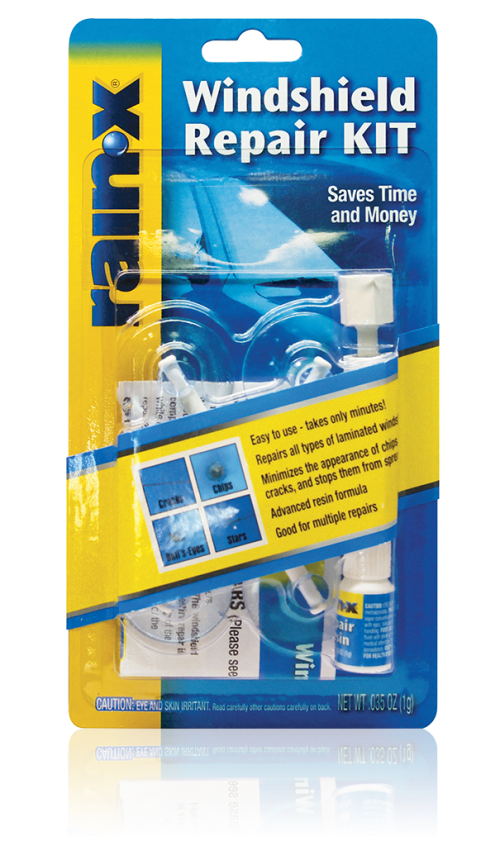 Rain‑X® Windshield Repair Kit