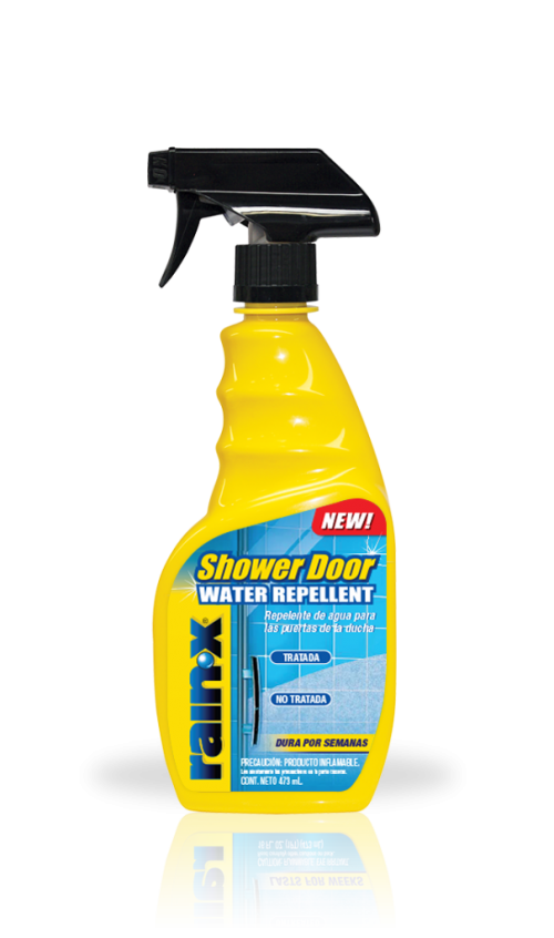 Rain‑X® Shower Door Water Repellent