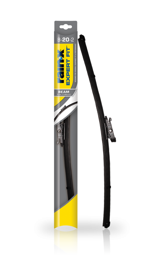 Rain‑X® Expert Fit™ Beam Wiper Blades