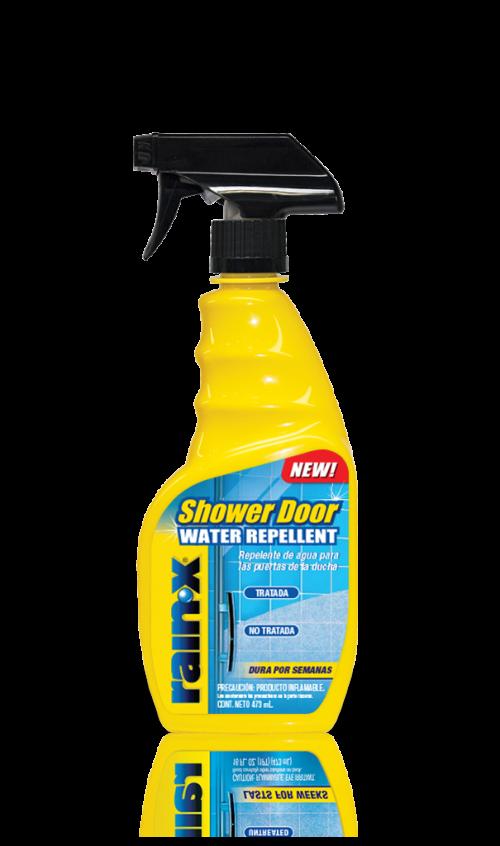 Rain‑X® Shower Door Water Repellent